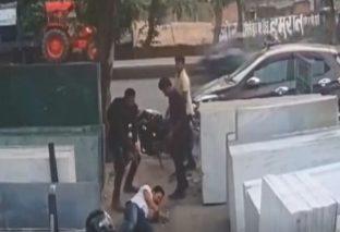 बेखौफ अपराधियों ने व्यवसायी को दिनदहाड़े गोलियों से भूना, पुलिस व्यवस्था पर उठे सवाल