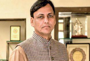 बिहार भाजपा अध्यक्ष नित्यानंद राय का विवादित बयान, CM नीतीश कुमार भी थे मंच पर मौजूद
