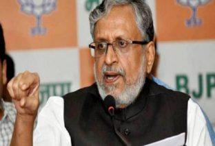 राबड़ी के आरोप पर सुशील मोदी ने दिया बड़ा बयान, कहा- लालू को घर के लोगों से खतरा