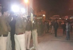 राजधानी पटना में अपराधियों और पुलिस में मुठभेड़, हुई गिरफ्तारी