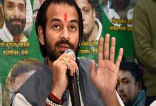 तेजप्रताप यादव ने CM नीतीश कुमार और डिप्टी सीएम सुशील मोदी पर लगाया आरोप, जानिए क्या कहा