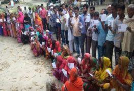 तीसरे चरण में बिहार की 5 सीटों पर मतदान जारी, 10 बजे तक 13.58% वोटिंग